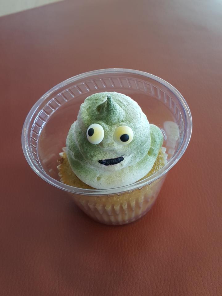 Jabba the Hutt-cake. I only hope Hutts don't really taste that good.