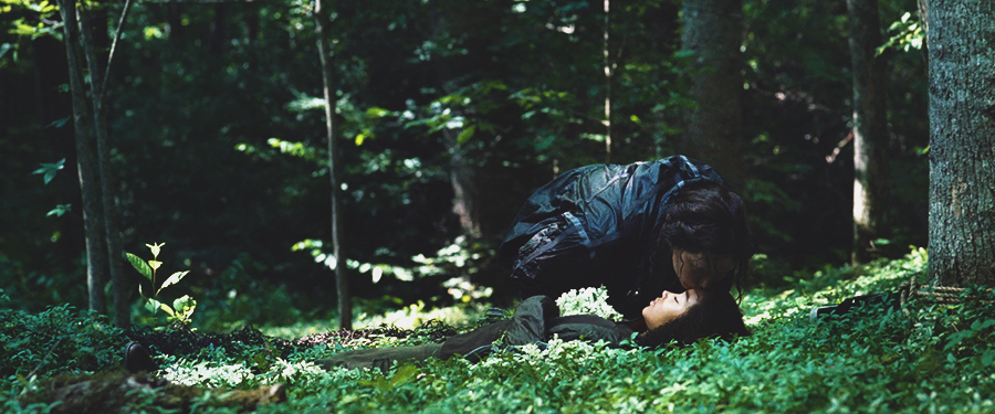 the hunger games katniss rue