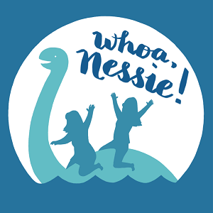 Whoa, Nessie! 02: Godzilla: Dudes In Suits